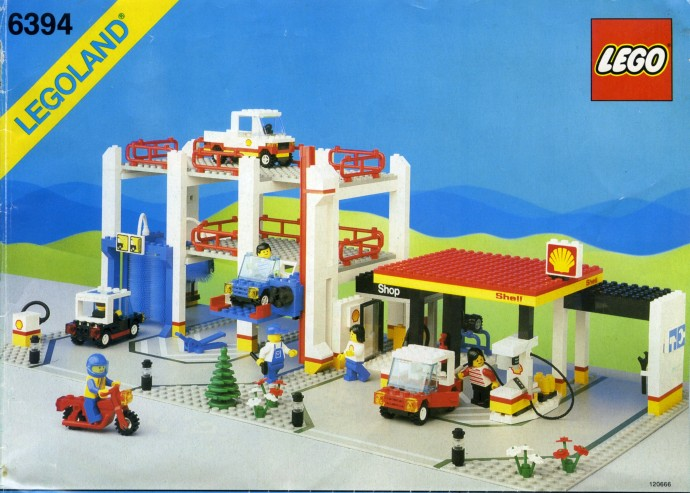 Tagged Parking Garage Brickset Lego Set Guide And Database
