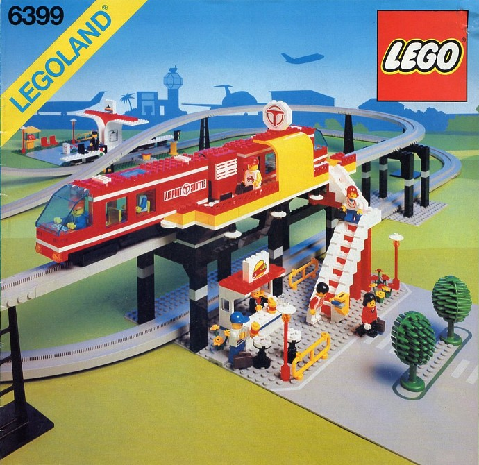 Tagged Monorail Brickset Lego Set Guide And Database