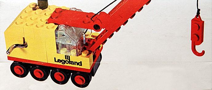 Lego 643 Mobile Crane image