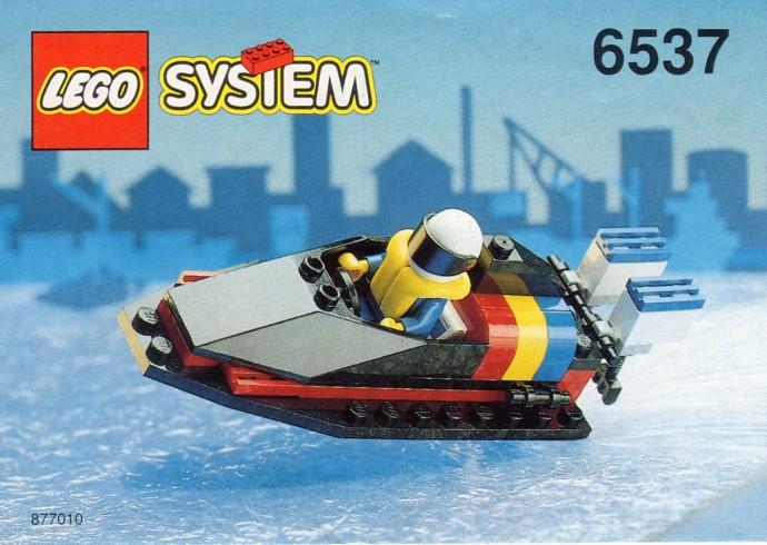 Изображение набора Лего 6537 Hydro Racer