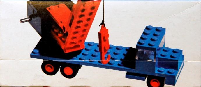 Lego 654 Crane Truck image