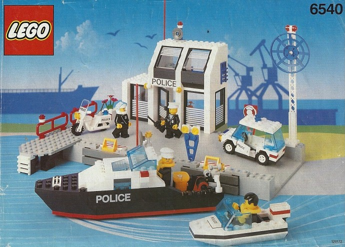 lego polizei videos