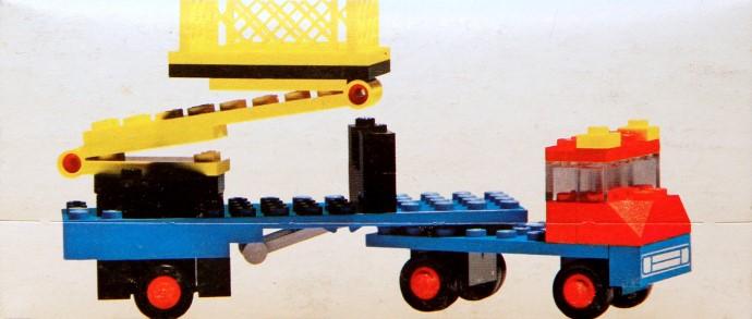 Lego 655 Mobile Hydraulic Joist image