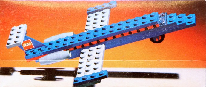 Lego 657 Aircraft image