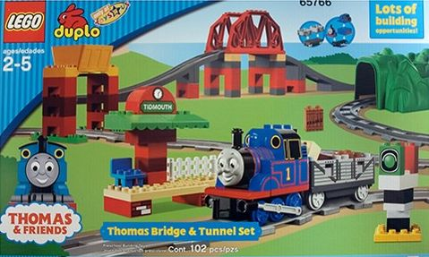 Thomas The Tank Engine Castle Quest Instructions