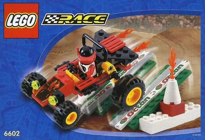 Car Auction Apps >> 6602-2: Scorpion Buggy | Brickset: LEGO set guide and database