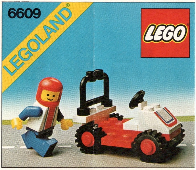 6609 1 Race Car Brickset Lego Set Guide And Database
