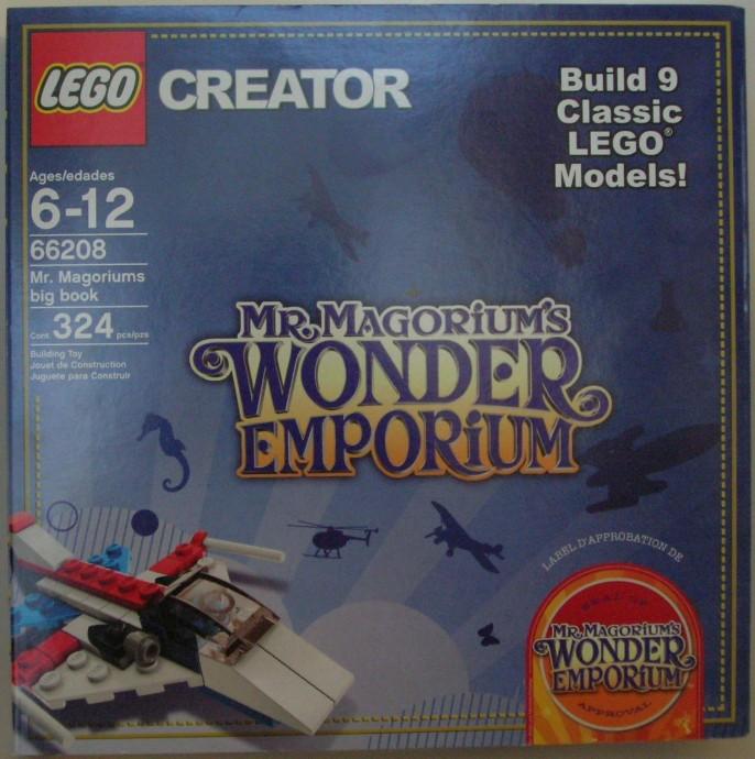 Lego 66208 Mr. Magorium's Wonder Emporium image