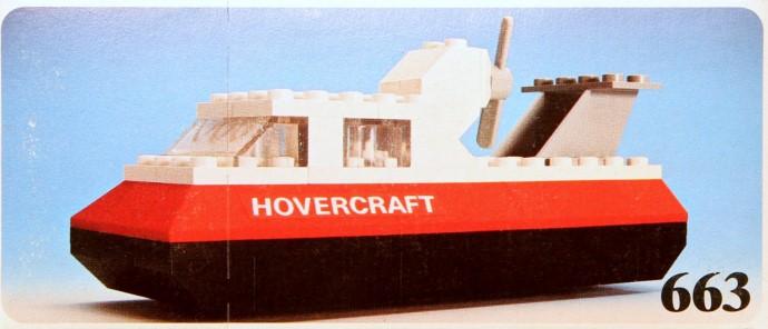 Изображение набора Лего 663 Hovercraft
