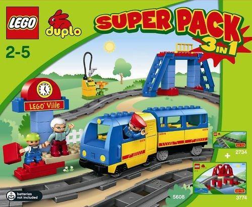 Изображение набора Лего 66429 Super Pack 3-in-1