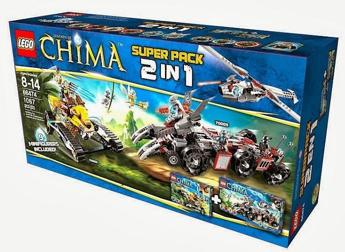 legends of chima lego sets
