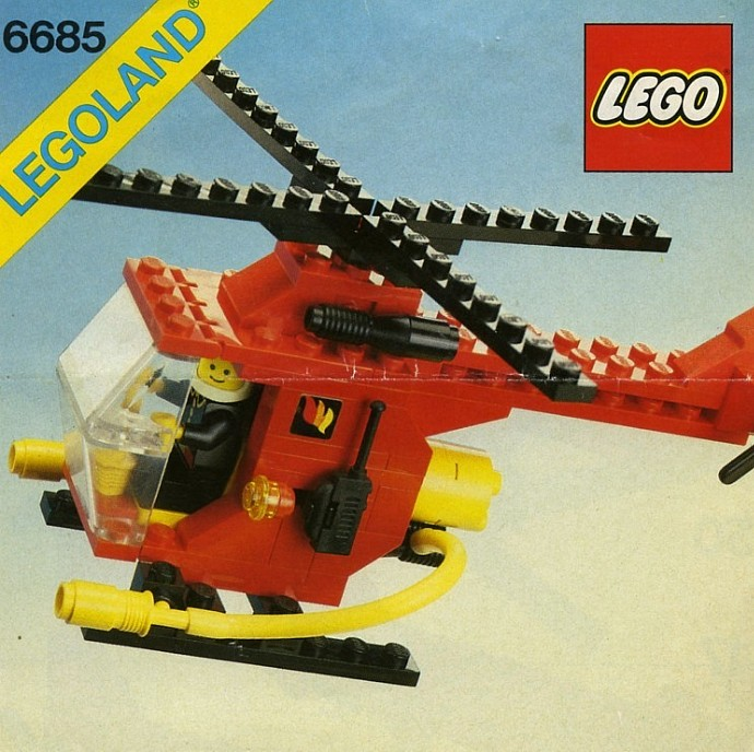 Town Tagged Fire 1982 Brickset Lego Set Guide And Database