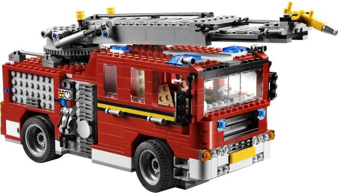 Изображение набора Лего 6752 Fire Rescue