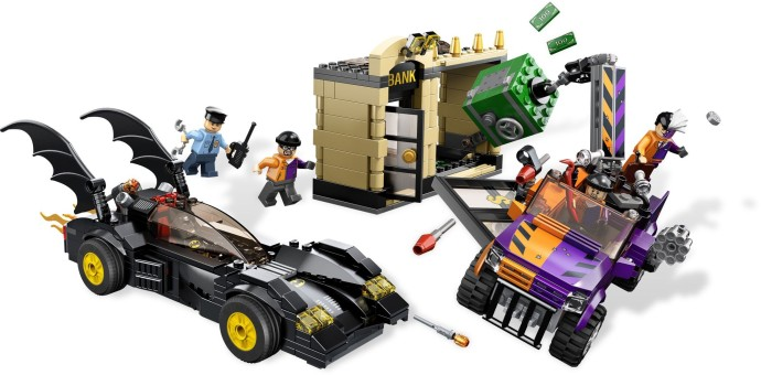 6864-1: Batmobile and the Two-Face Chase