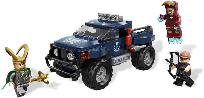 Marvel Super Heroes Brickset Lego Set Guide And Database