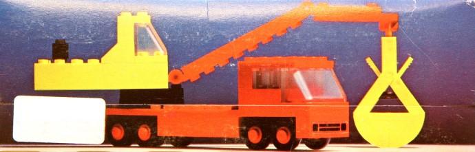 Lego 689 Grabber image