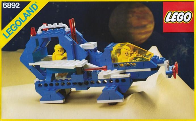 Lego 6892 Modular Space Transport image