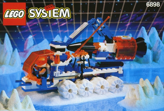 6898 1 ice sat v brickset lego set guide and database - 6898