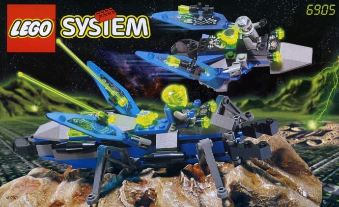 Изображение набора Лего 6905 Bi-Wing Blaster