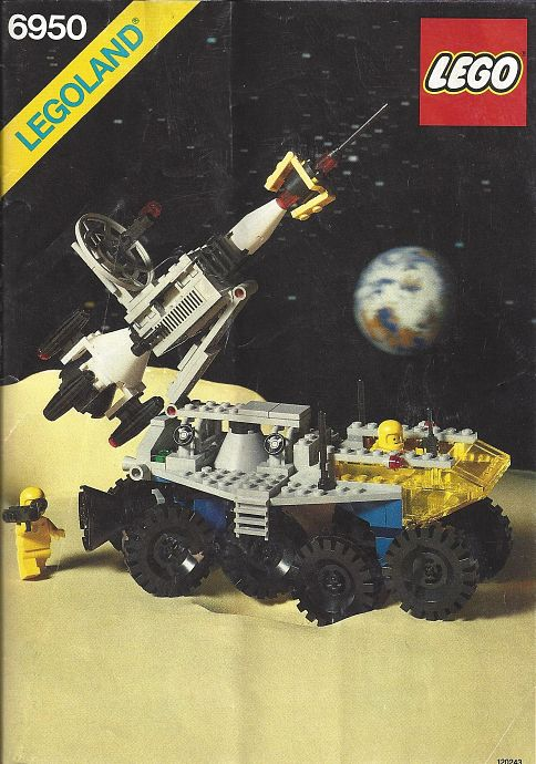 New Lego Technic 2018 >> 6950-1: Mobile Rocket Transport | Brickset: LEGO set guide and database