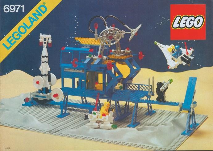 Изображение набора Лего 6971 Inter-Galactic Command Base
