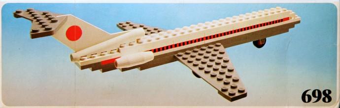 Lego 698 Boeing Aeroplane image