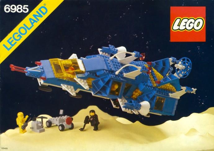 Space | 1986 | Brickset: LEGO set guide and database