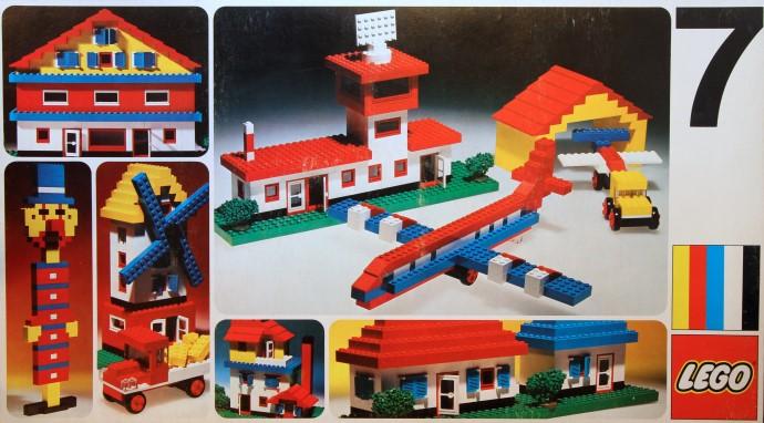 Lego 7 Basic Set image