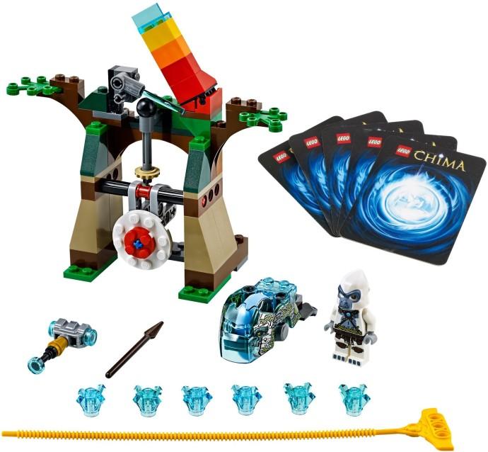 lego chima dimensions instructions