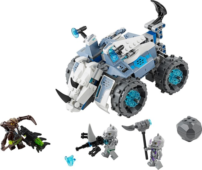 lego chima legend beast rhino - photo #26