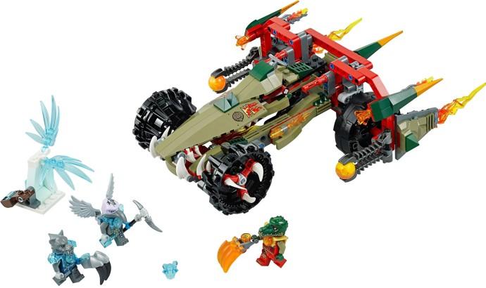 Lego 70135 Cragger's Fire Striker image