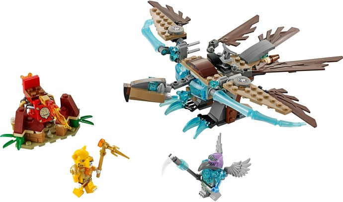 Lego 70141 Vardy's Ice Vulture Glider image