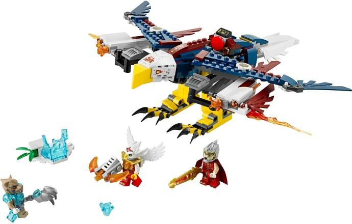 Lego 70142 Eris' Fire Eagle Flyer image