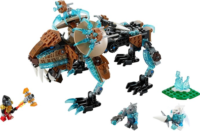 Lego 70143 Sir Fangar's Sabre-Tooth Walker image