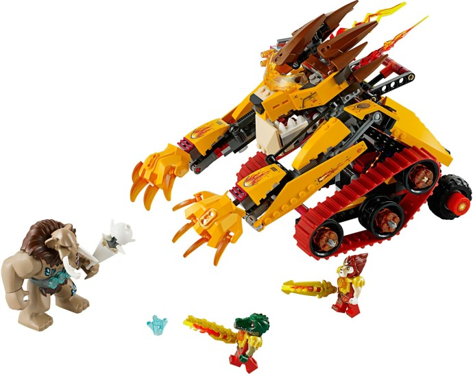Lego 70144 Laval's Fire Lion image