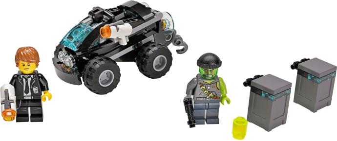 Изображение набора Лего 70160 Прибрежный набег