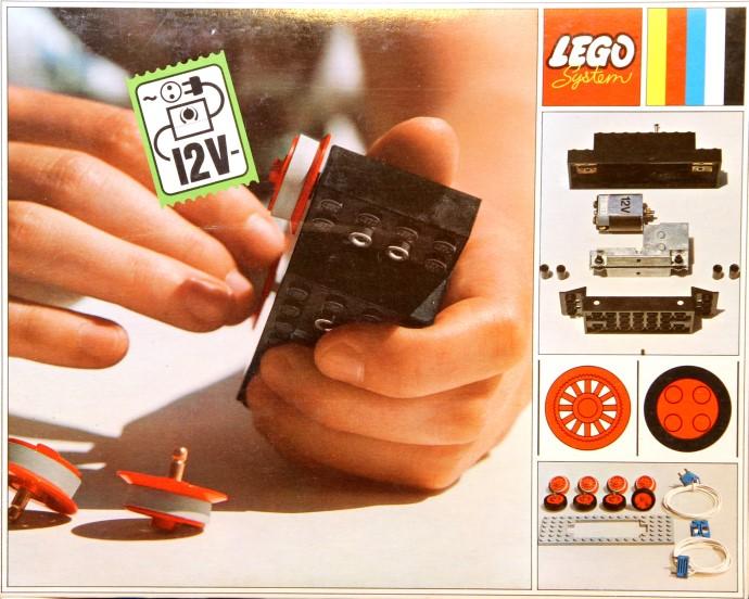 Изображение набора Лего 702 12V Motor with Accessories Pack