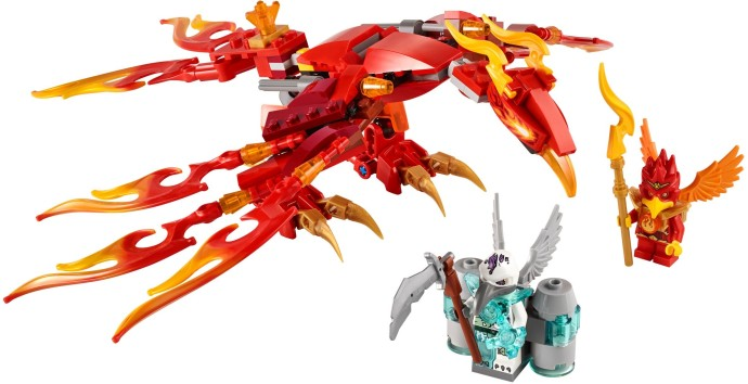 Lego 70221 Flinx's Ultimate Phoenix image
