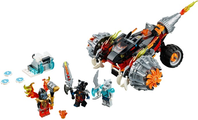 Lego 70222 Tormak's Shadow Blazer image