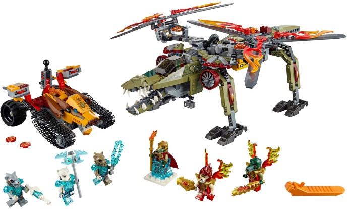 Lego 70227 King Crominus' Rescue image