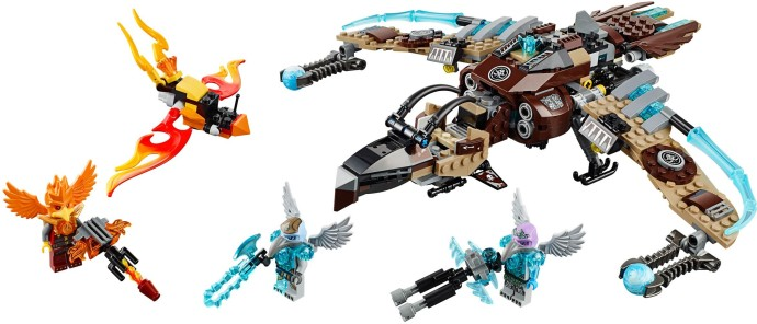 Lego 70228 Vultrix's Sky Scavenger image