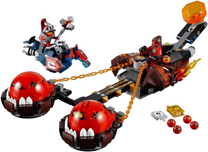 Afficher le sujet nouvelle gamme 2016 lego nexo knights