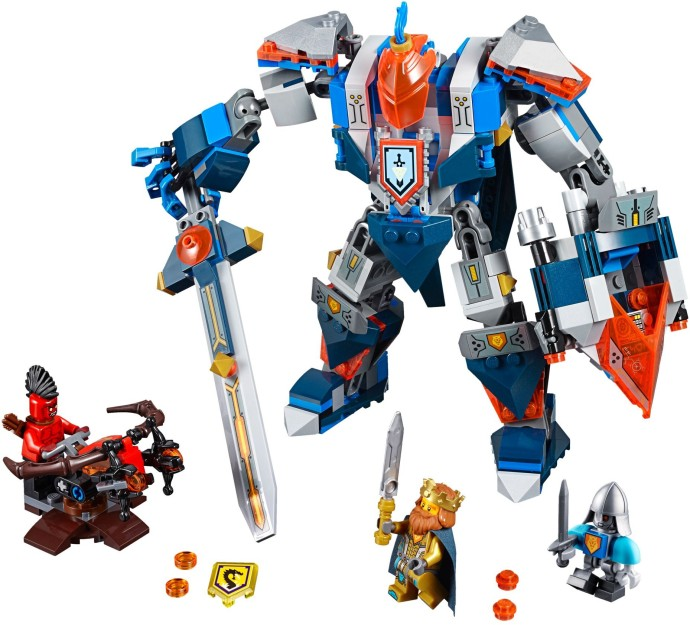 70327 1 the king 39 s mech brickset lego set guide and - Voiture ninjago ...