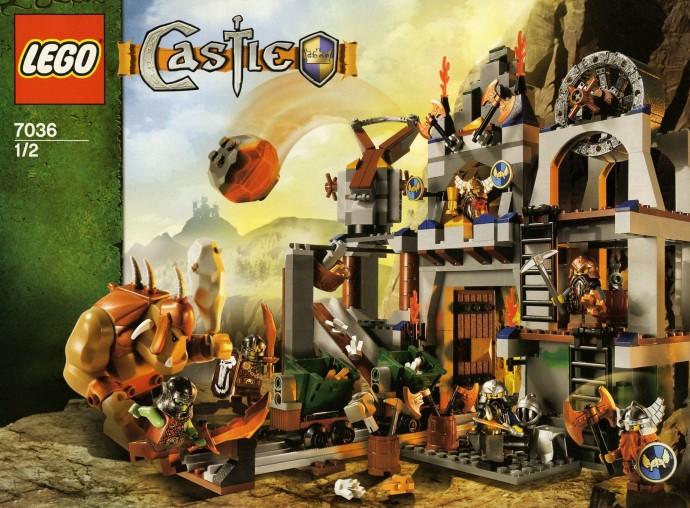 7036 1 Dwarves Mine Brickset Lego Set Guide And Database