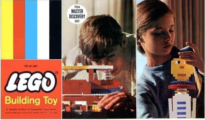 Lego 704 Master Discovery Set image