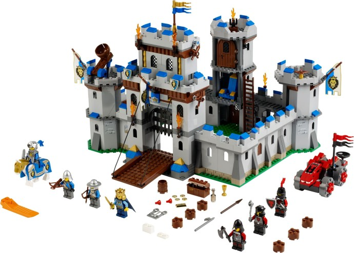 70404 1 king 39 s castle brickset lego set guide and database. Black Bedroom Furniture Sets. Home Design Ideas