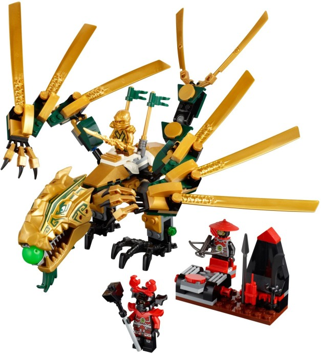 Lego Ninjago 2013 Warrior Bike Review - YouTube