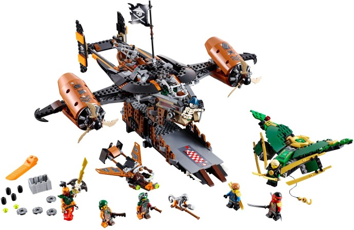 lego ninjago movie city instructions