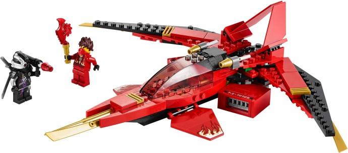 70721 1 Kai Fighter Brickset Lego Set Guide And Database