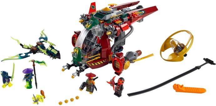 Summer Ninjago Set Images Brickset LEGO Guide And